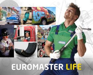 Euromaster, tra il viaggio, musica e cultura