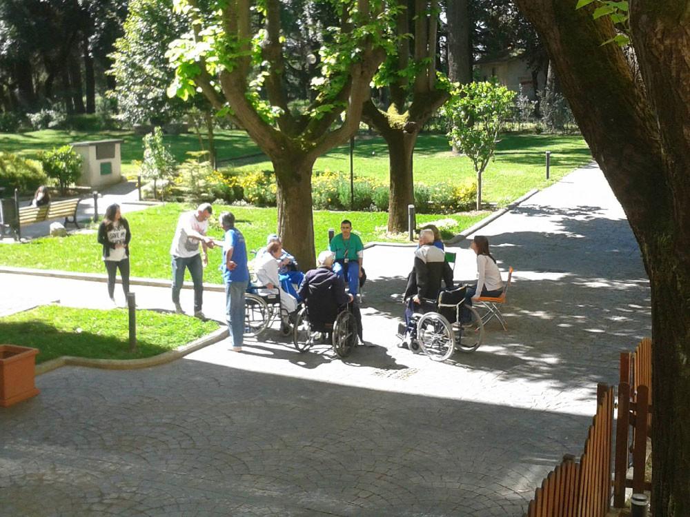 Antea Associazione - invecchiare con la dignità ed avendo le giuste cure