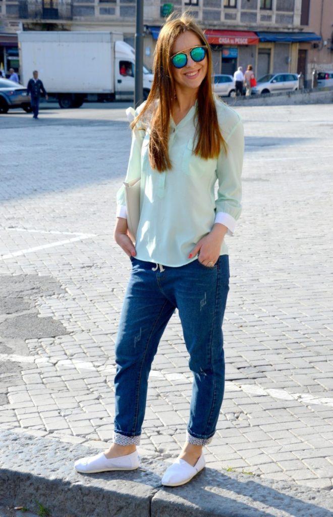 I miei Romwe washed jeans nella versione primaverile  I miei Romwe washed jeans nella versione primaverile  I miei Romwe washed jeans nella versione primaverile