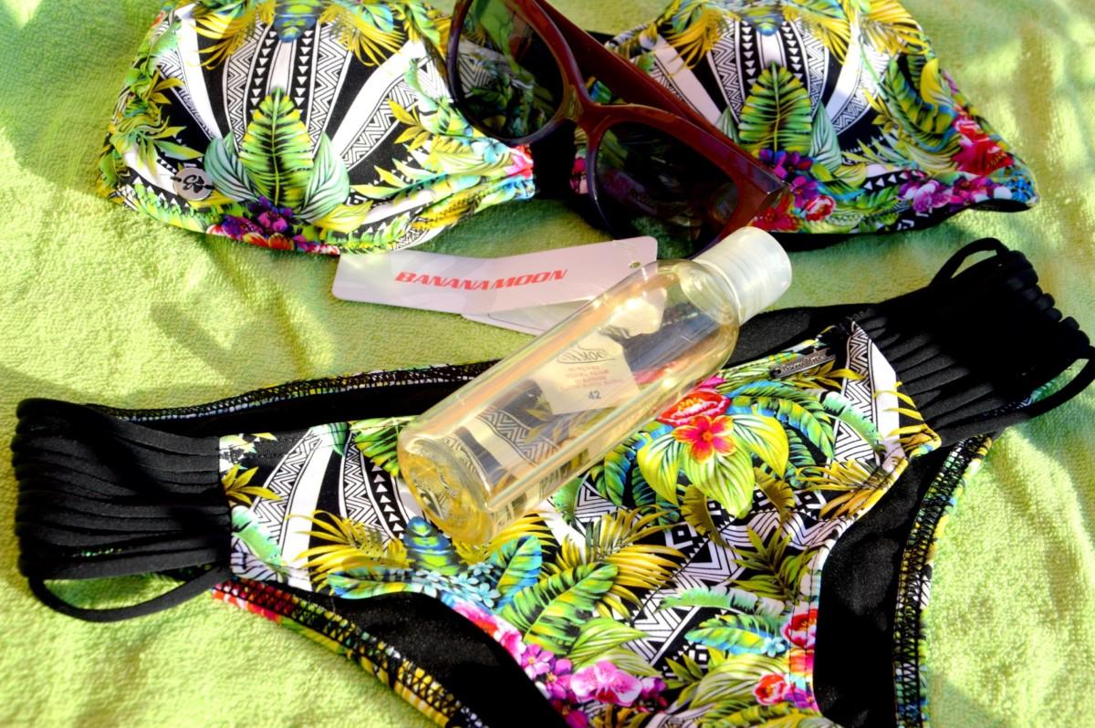 Il mio nuovo bikini della collezione BANANA MOON - COMPTOIR DES DESSOUS