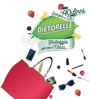 Dietorelle festeggia i suoi 40 anni e in questa occassione puoi vincere la borsa Le Pandorine