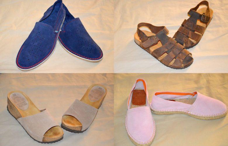 La Autentica Safari le scarpe made in Spain