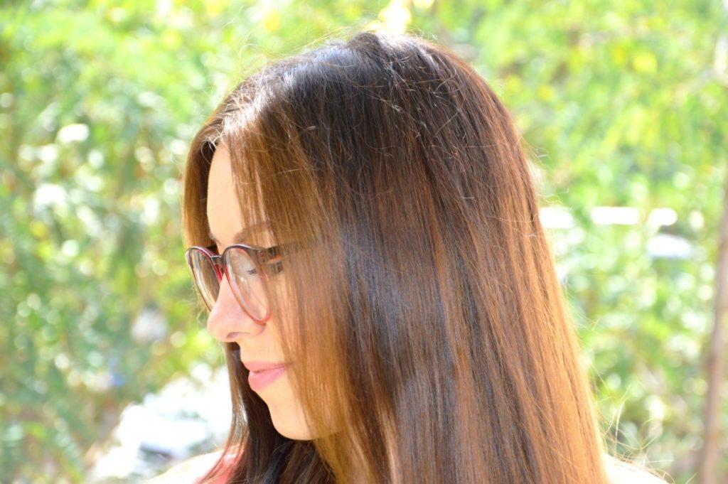 I miei nuovi occhiali da GlassesShop.com