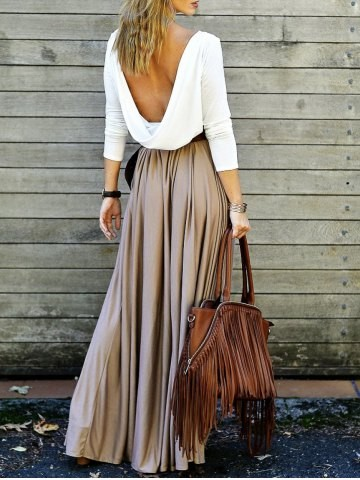 Maxi dresses Rosegal