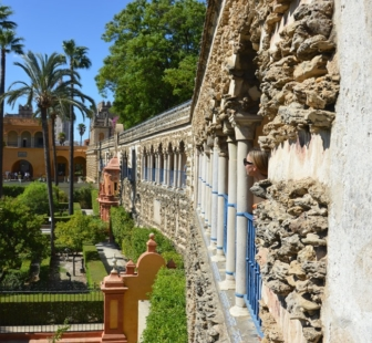 Real Alcazar – Siviglia – Spagna